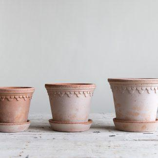 Bergs Potter Copenhagen pot Terracotta - 16
