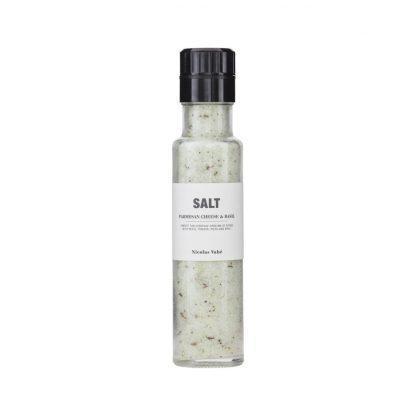 Salt Parmesan & basilika