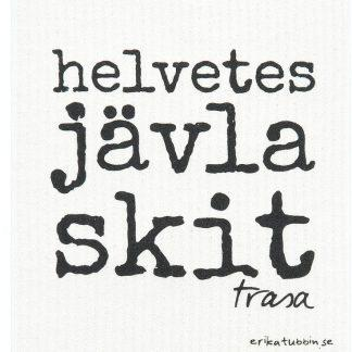 """Disktrasa """"Jävla skit"""""""