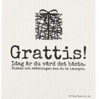 """Disktrasa """"Grattis"""""""