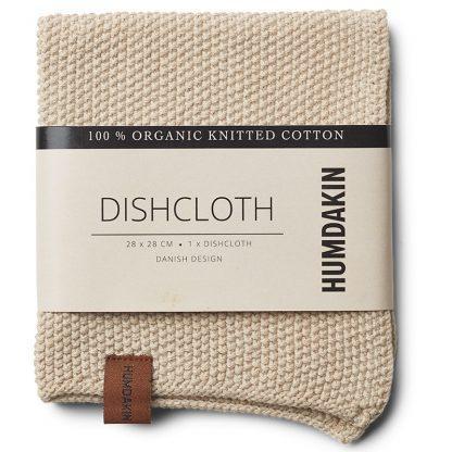 Dish cloth Khaki