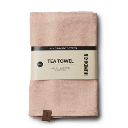 Tea towel Clay