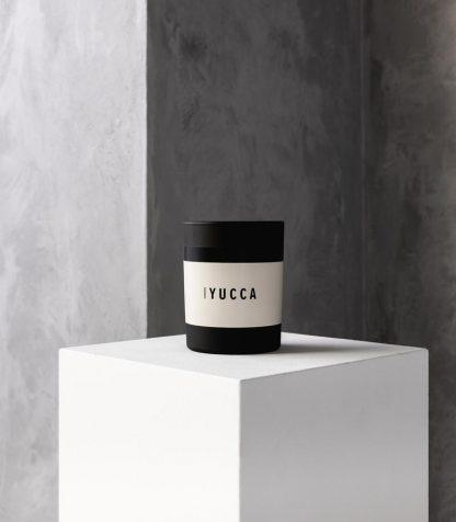 Scented candle Yucca