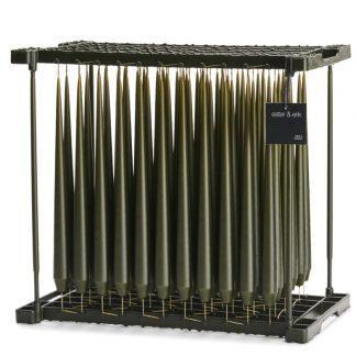Olivgrön matt 32cm