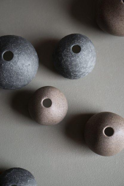 Miniature Vase Small Black