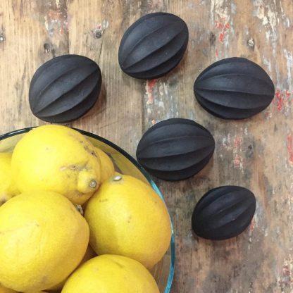 Citruspress Svart Liten