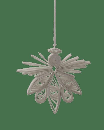 Pappersdekoration - Paper Angel