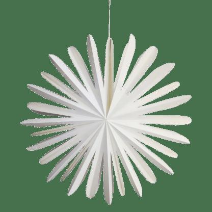 Pappersdekoration - Paper flake Large