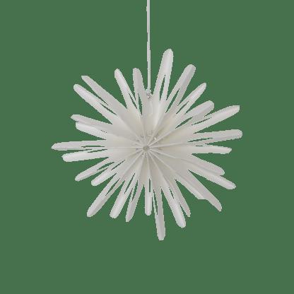 Pappersdekoration - Paper flake Medium